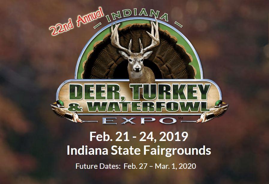 22nd Annual Indiana Deer, Turkey & Waterfowl Expo | FieldPost